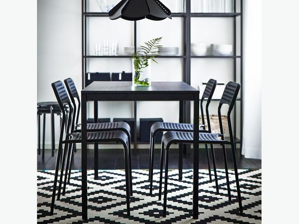 Ikea T REND Black Dining Table Victoria City Victoria
