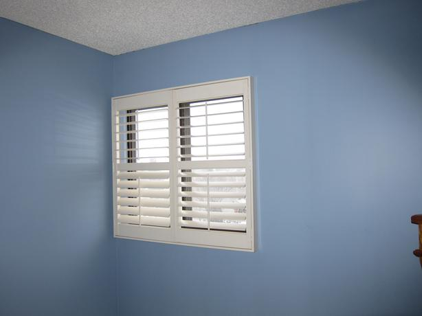 Vinyl Interior Plantation Shutters Custom Made South Regina Regina