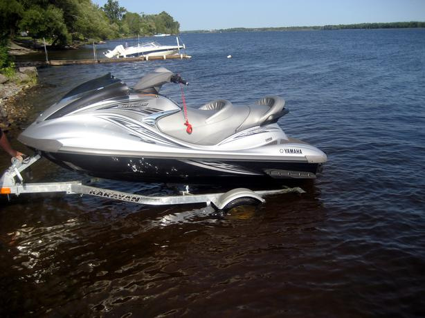 Yamaha waverunner fx cruiser ho gatineau sector quebec for Yamaha waverunner dealers near me