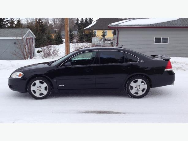2006 chevrolet impala ss east regina regina. Black Bedroom Furniture Sets. Home Design Ideas
