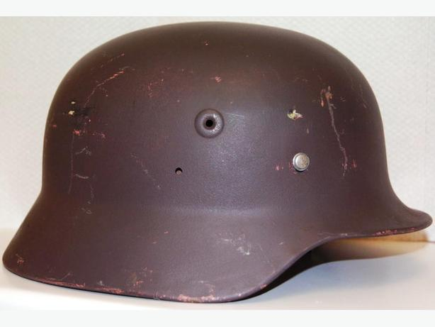 Price Reduced - German Helmet