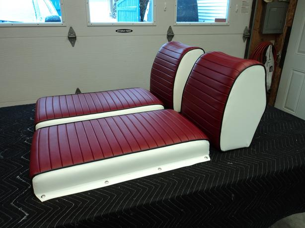 ATV and SNOWMOBILE Upholstering services