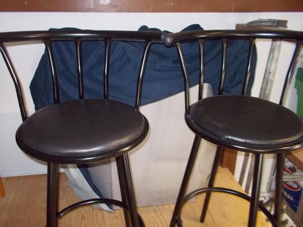 Set Of 2 Bar Stools Surrey Incl White Rock Vancouver
