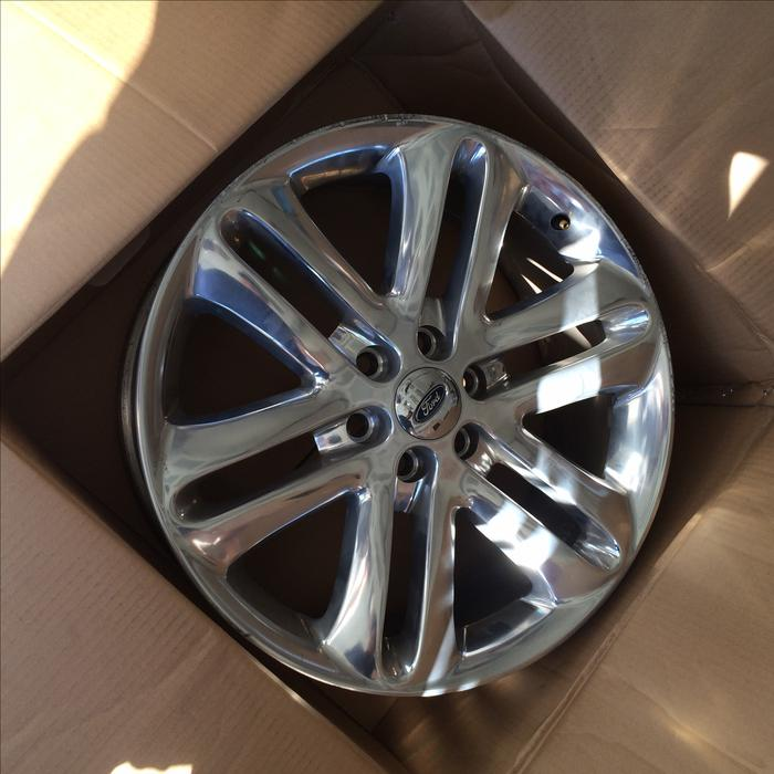 Used Tires Winnipeg >> 2013 F150 Limited 22 Inch Wheels Saanich, Victoria