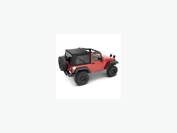 Derand Motorsport Ottawa Jeep Bestop Soft Tops 2 Door