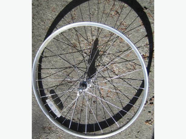 Front wheel 26'' quick release