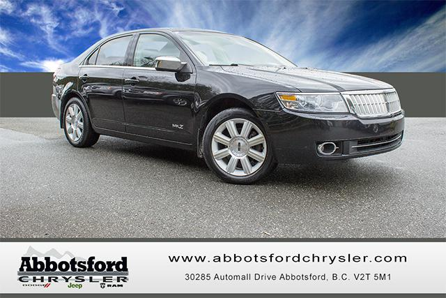 2007 Lincoln Mkz W Leather Upholstery Amp Zero Accidents