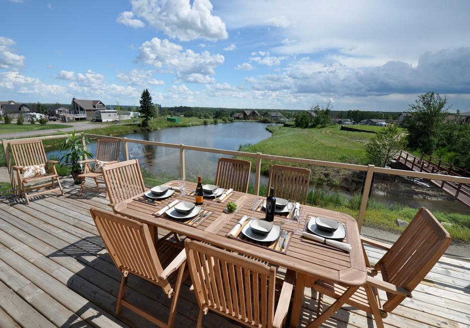 Furnished Exec House On Pine Lake Golf Course Red Deer And Vicinity Red Deer