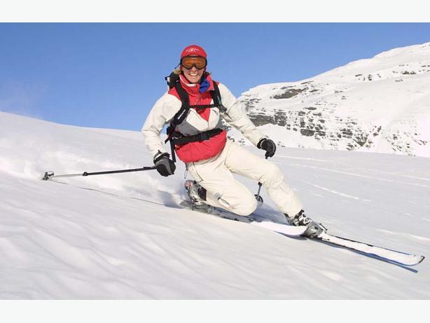 Telemark Skis ~ Åsnes