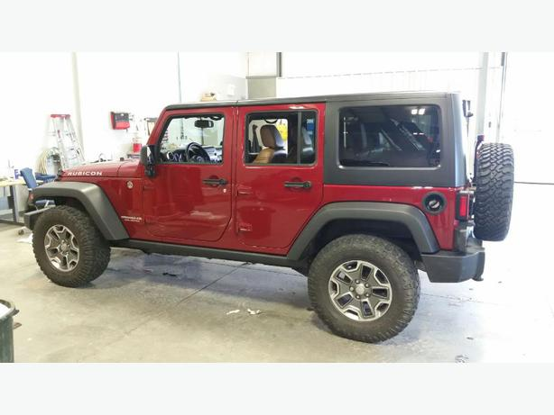 2013 jeep wrangler unlimited rubicon outside okanagan. Cars Review. Best American Auto & Cars Review