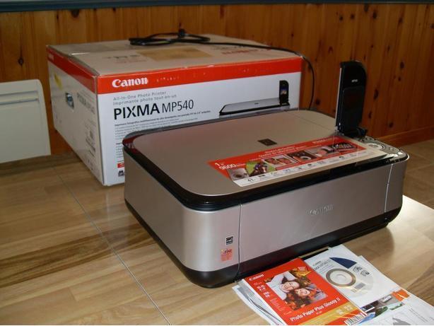 CANON All-in-one photo printer