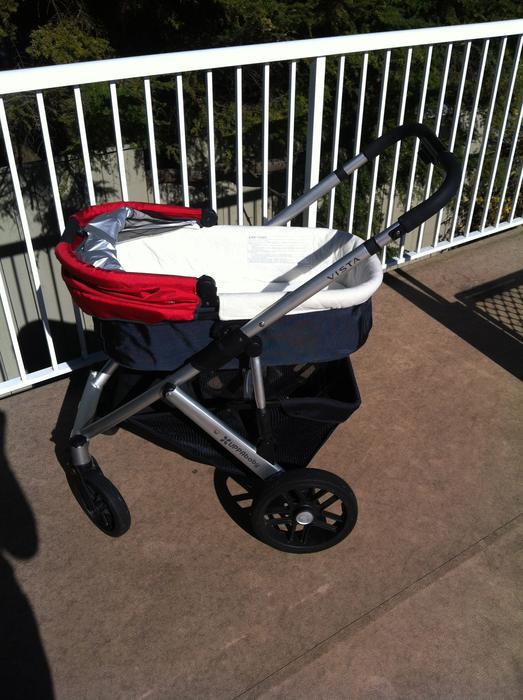 uppababy rumble seat instructions