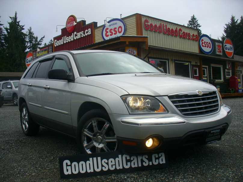 2006 chrysler pacifica new great value price malahat. Black Bedroom Furniture Sets. Home Design Ideas