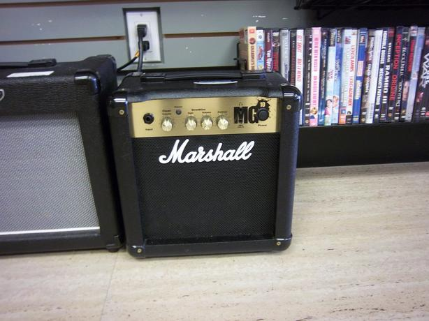 marshall mg10 guitar amp courtenay campbell river. Black Bedroom Furniture Sets. Home Design Ideas