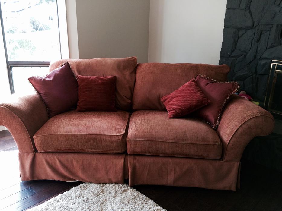 Ashley Furniture Couch Outside Victoria Victoria