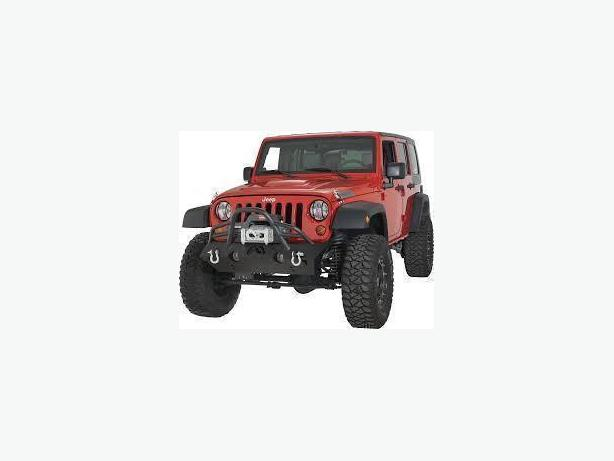 RBP Front/Rear Jeep Fenders and Bumpers