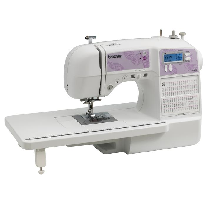 Brand new damadged brother sq9050 sewing machine nepean for Machine a coudre walmart