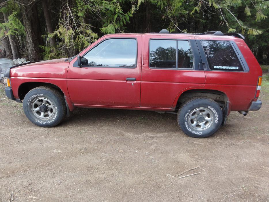 94 Nissan Pathfinder Parksville Nanaimo