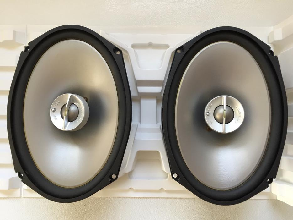 Infinity Reference 6x9 Speakers West Shore Langford