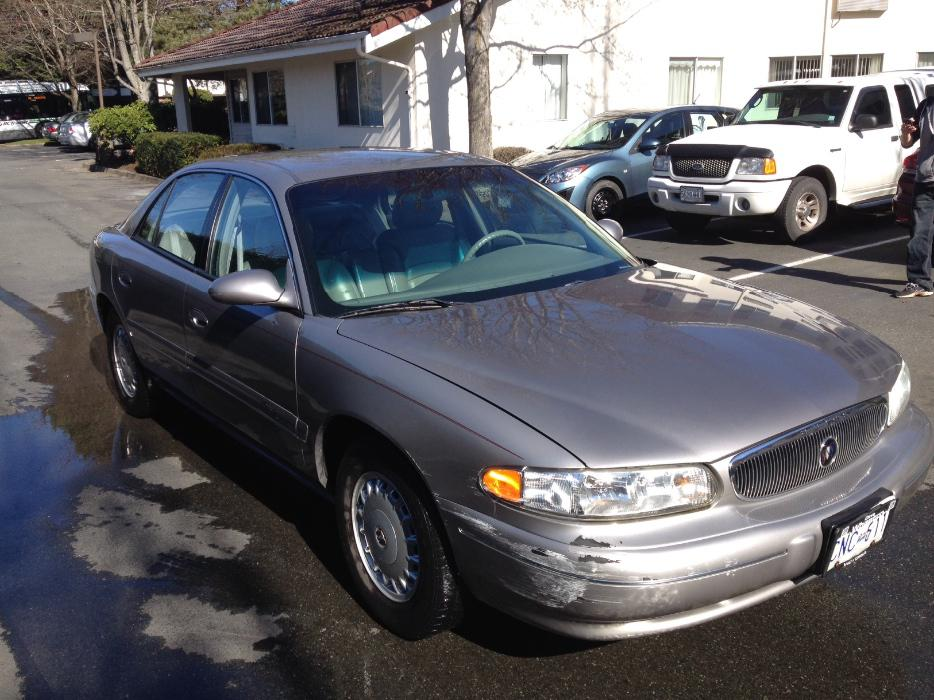 1997 buick century limited edition saanich victoria mobile. Black Bedroom Furniture Sets. Home Design Ideas