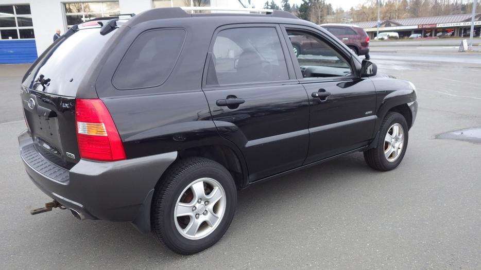 2005 kia sportage ex h5 59c outside nanaimo nanaimo. Black Bedroom Furniture Sets. Home Design Ideas