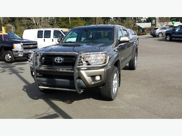 used 2014 toyota tacoma trd sport package in parksville parksville nanaimo. Black Bedroom Furniture Sets. Home Design Ideas