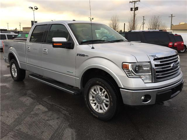 2014 ford f 150 lariat loaded luxury 100 financing drive away today outside nanaimo. Black Bedroom Furniture Sets. Home Design Ideas