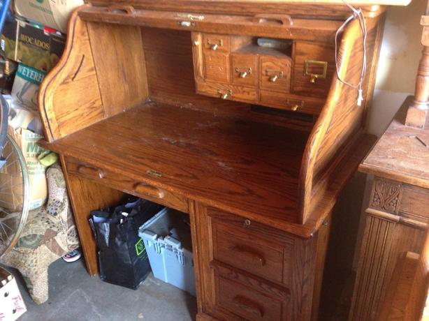 Roll Top Desk Made By Winners Only Victoria City Victoria Mobile