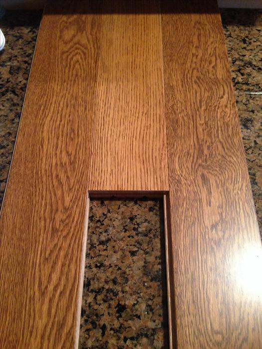 Solid oak hardwood flooring duncan cowichan for Hardwood flooring york region