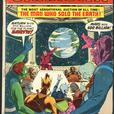 Two 1970's Science Fiction Comics