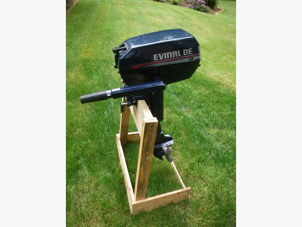 Johnson 4hp 2 stroke Outboard weight Service Manual free