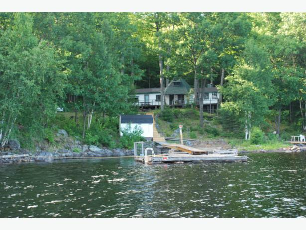 Cottage For Sale White Fish Lake On Mystery Island