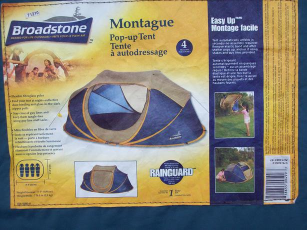 Broadstone Popup Tent : broadstone pop up tent - memphite.com