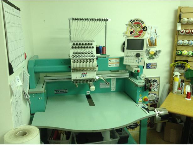 Screen Printing Embroidery Shop Victoria City Victoria