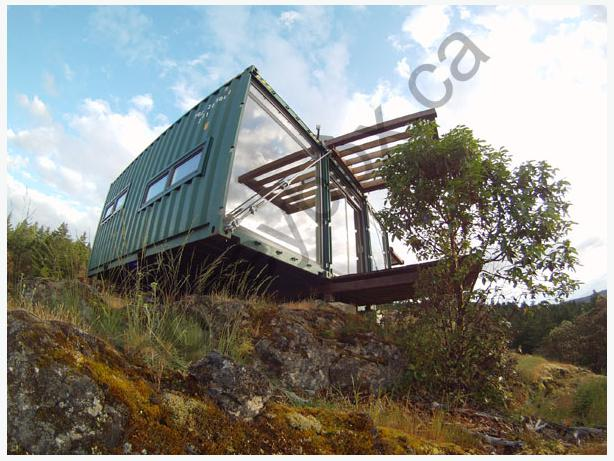320 Studio MX - Container House