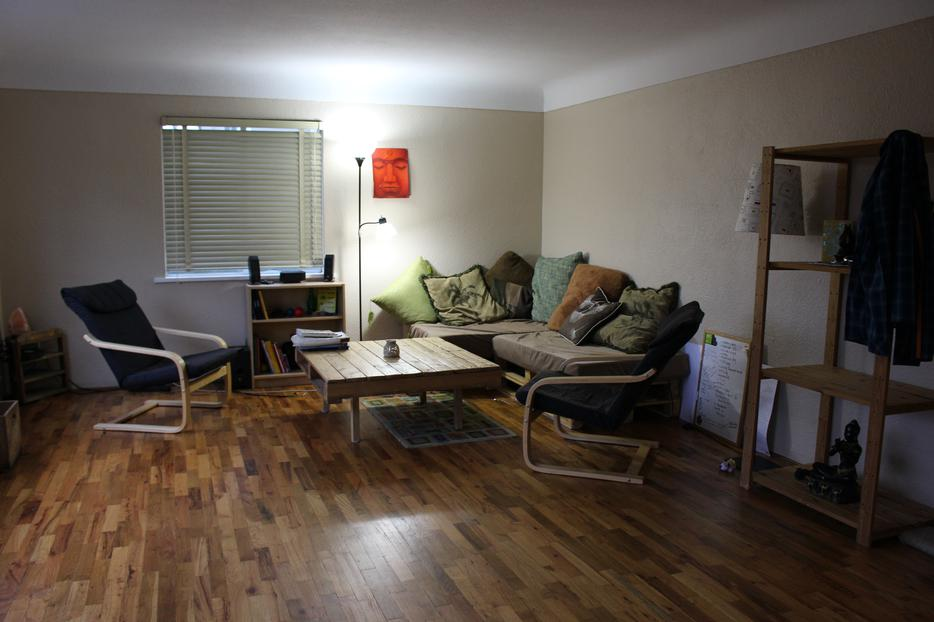 One Bedroom In A Two Bedroom Apartment Starting May 1st