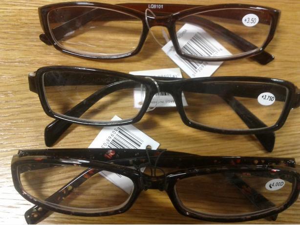 Cheater Eye Glasses