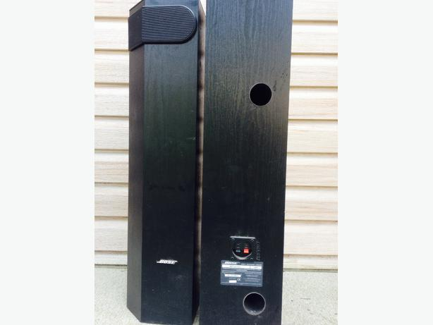bose 501 series v tower speakers sooke victoria. Black Bedroom Furniture Sets. Home Design Ideas
