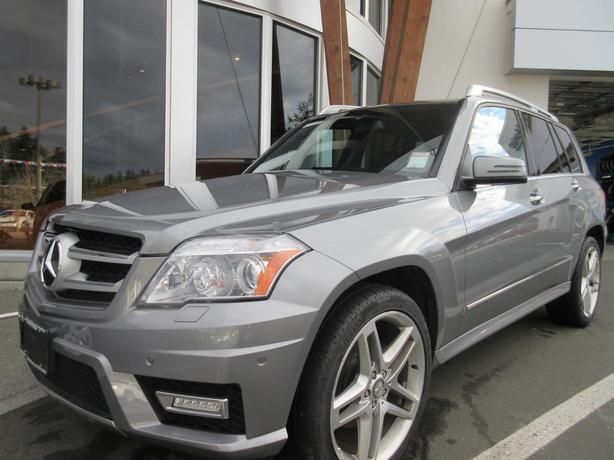 Used 2012 Mercedes Benz Glk Class Glk350 Premium In