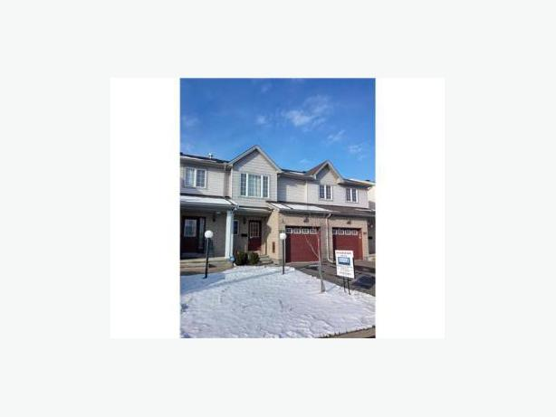 3 bedroom townhouse for rent barrhaven nepean ottawa