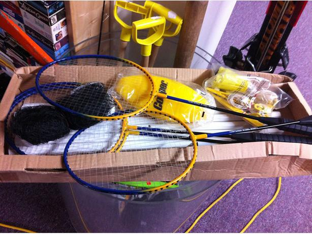 Sporting Goods Equipment ~ Lots of sporting goods to choose from south nanaimo