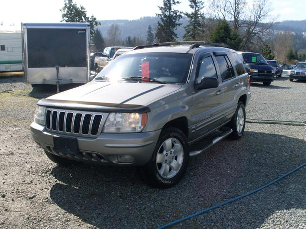 2001 jeep grand cherokee limited central nanaimo nanaimo. Black Bedroom Furniture Sets. Home Design Ideas