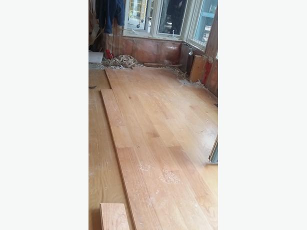 5 Inch Wide X 3 4 Select Oak Flooring Malahat Including
