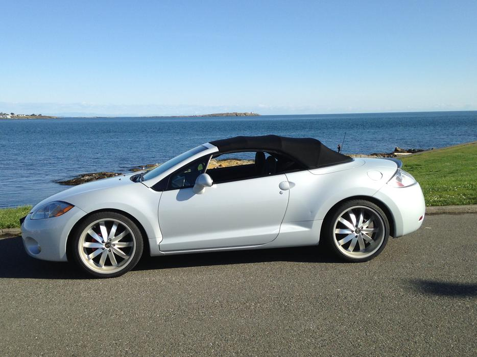 2007 mitsubishi eclipse West Shore: Langford,Colwood,Metchosin,Highlands, Victoria