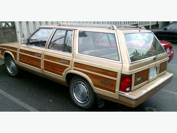Must See Near Mint Collector 1983 Chrysler Town And
