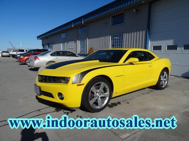 2010 Chevrolet Camaro Lt 973 Indoor Auto Sales Winnipeg