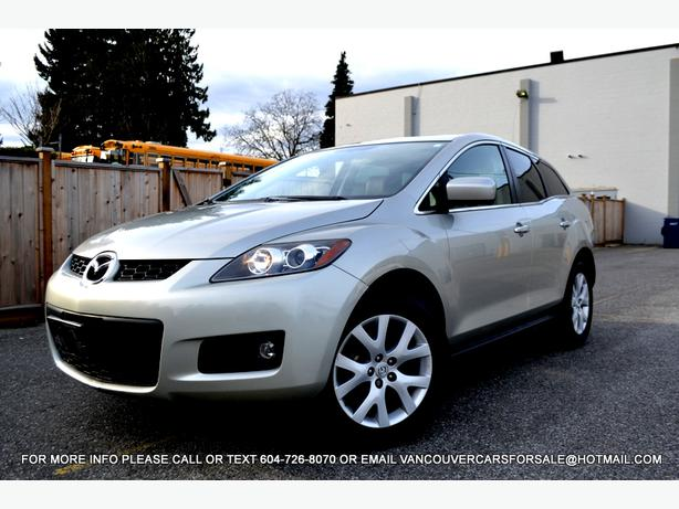 2007 mazda cx 7 gt awd turbo surrey incl white rock surrey mobile. Black Bedroom Furniture Sets. Home Design Ideas