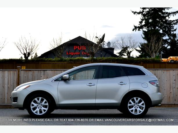 2007 mazda cx 7 gt awd turbo surrey incl white rock. Black Bedroom Furniture Sets. Home Design Ideas