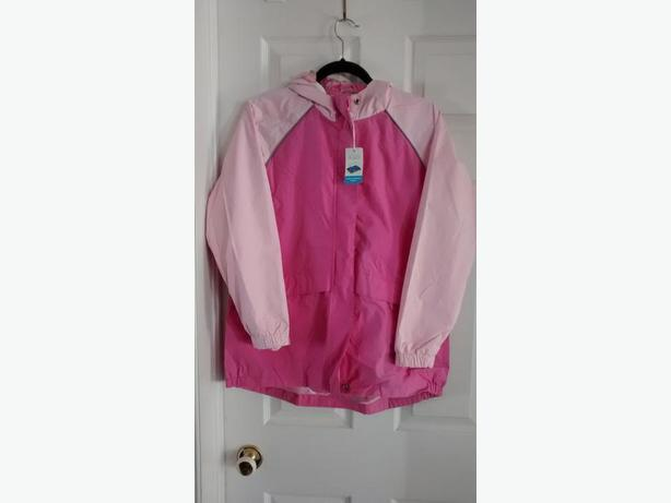 Girls Brand New Pink Spring Jacket - Size XL (14)