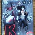 KISS ULTRA ACTION FIGURES (1997) - COMPLETE SET OF FOUR